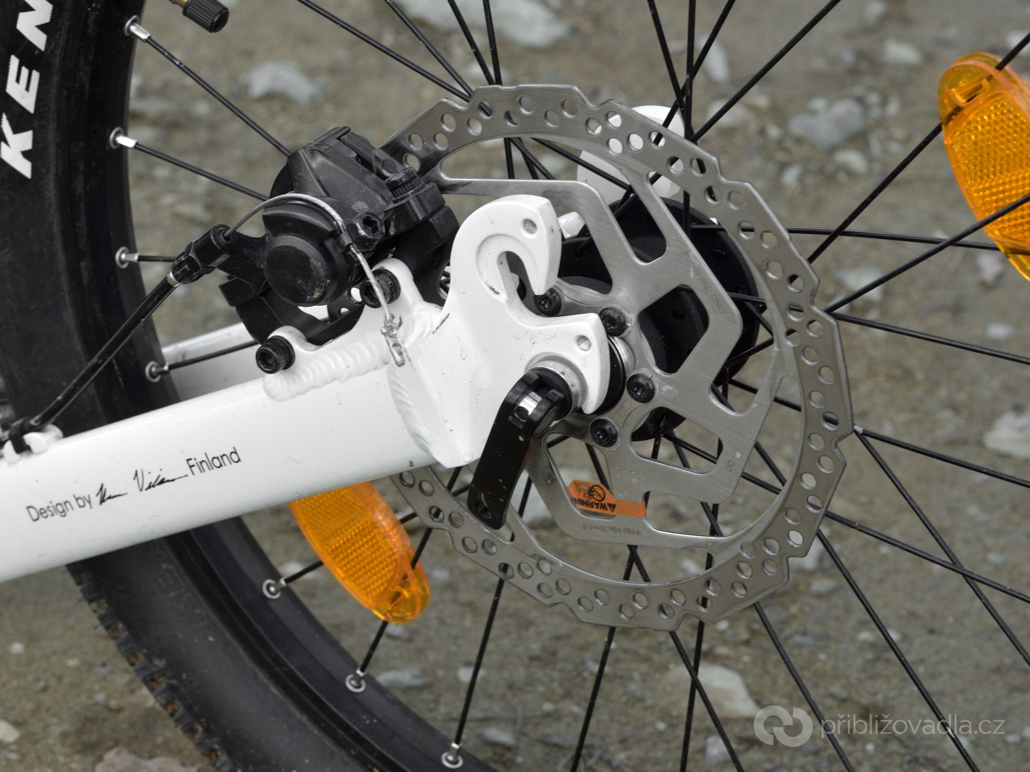 "Kickbike Cross Fix 27,5"""