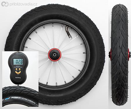 Koloběžkové pneustory III