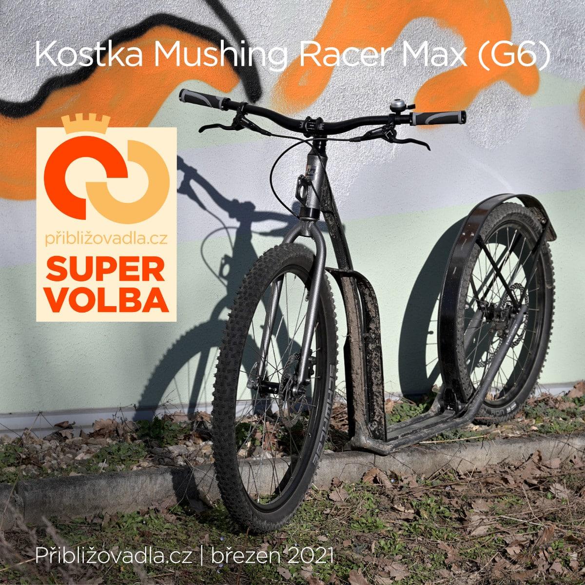 Kostka Mushing Racer Max (G6)