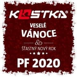 Kostka - kolobka | PF 2020