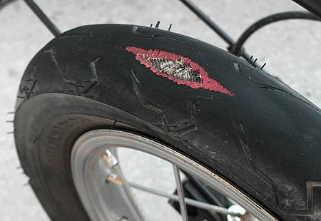 Koloběžkové pneustory II