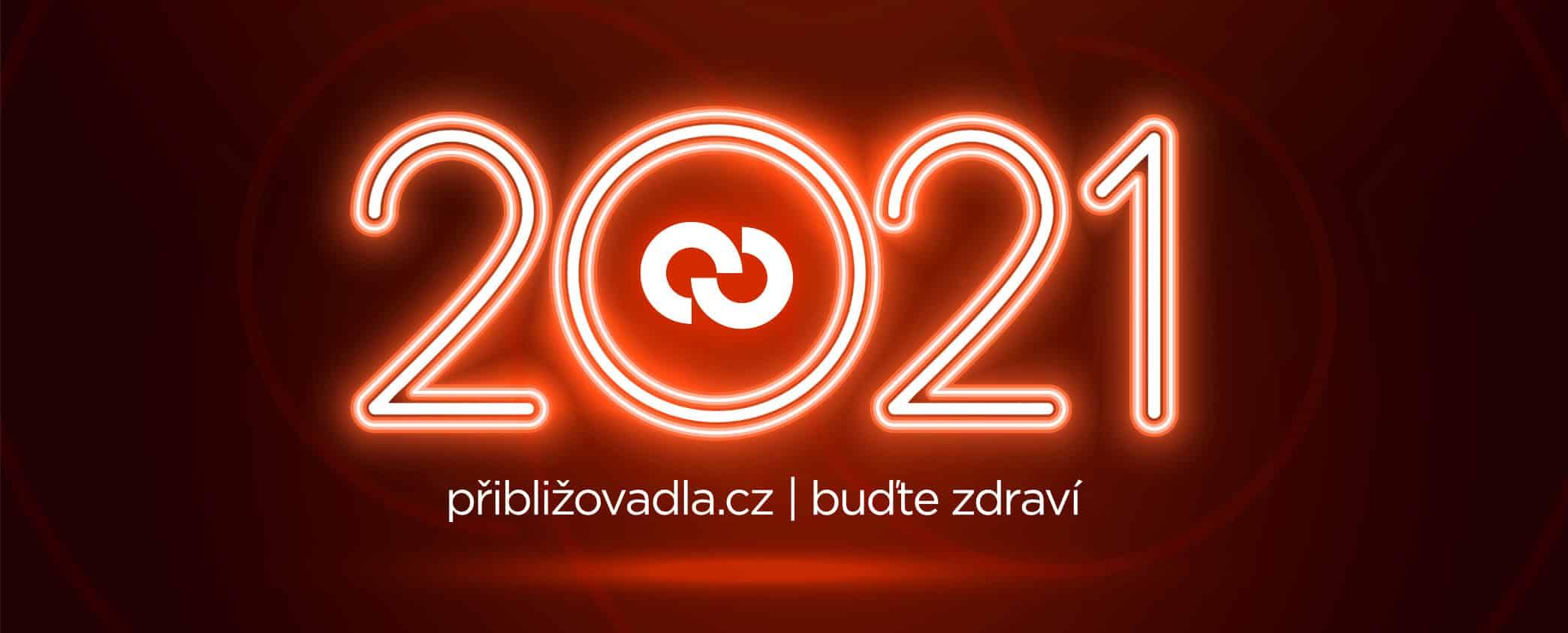 Do další dekády. PF 2021 Přibližovadla.cz
