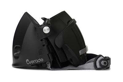 Skládací helma Overade