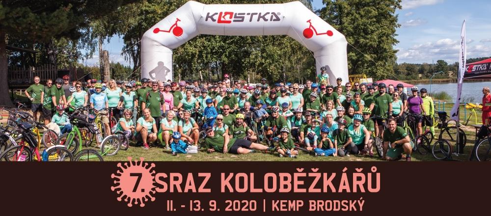 V polovině září na Broďák. 7. sraz koloběžkářů se chystá!
