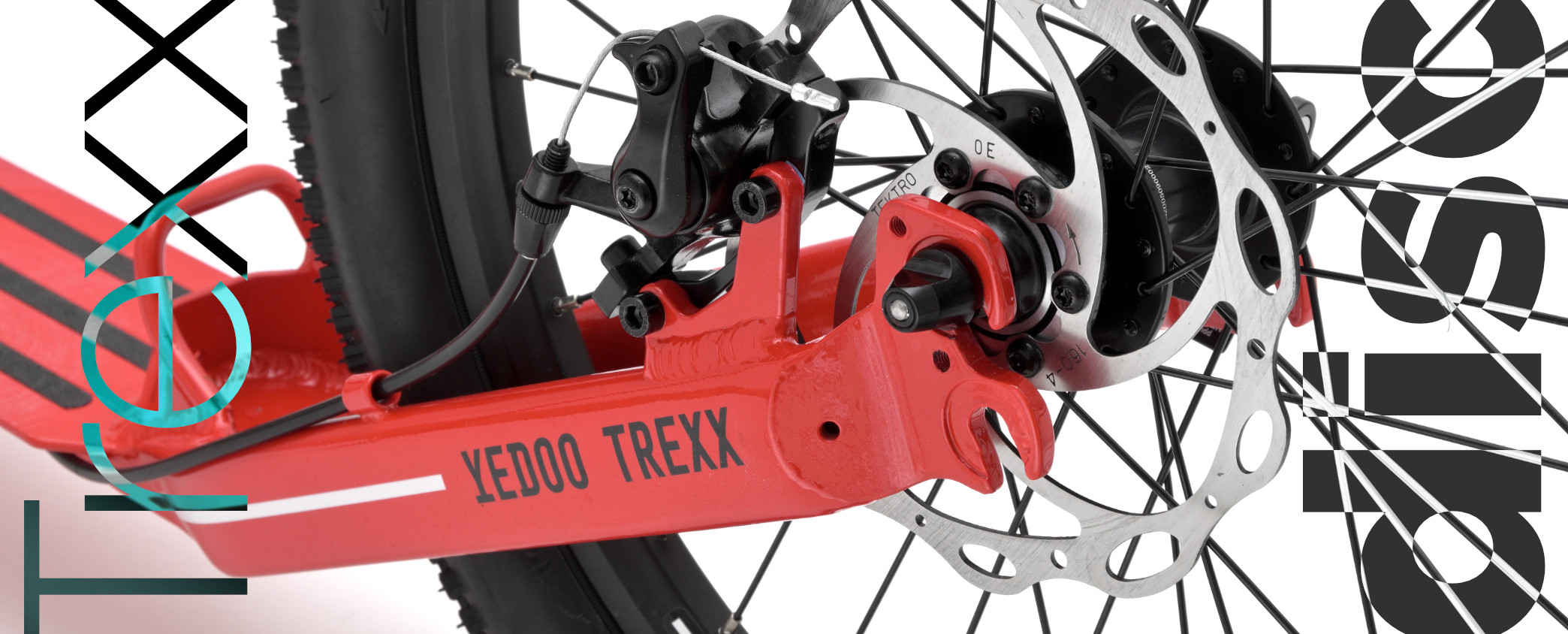 Yedoo Trexx Disc –na první pohled. A k tomu Approximovadla.cz