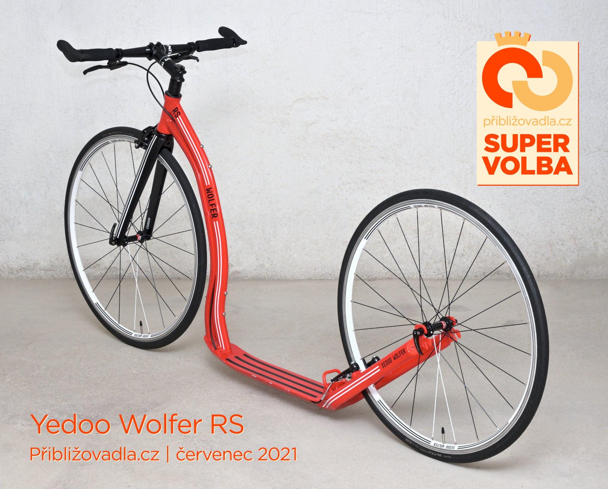 Yedoo Wolfer RS –Super volba Přibližovadel.cz