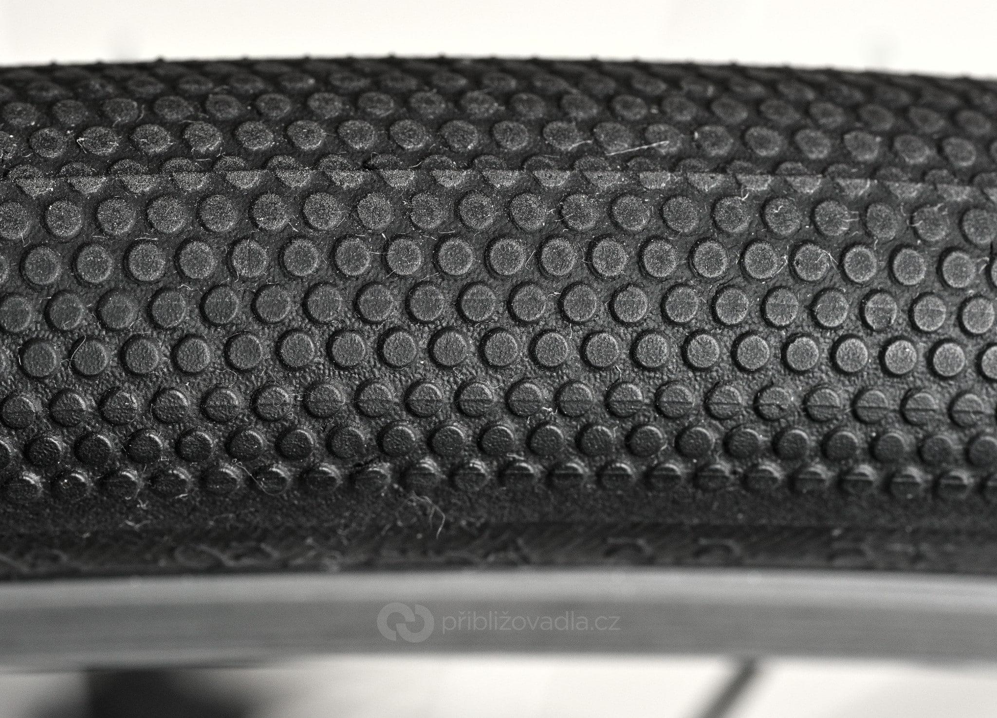 "Detail ""vzorku"" pláště Schwalbe G-One Speed"