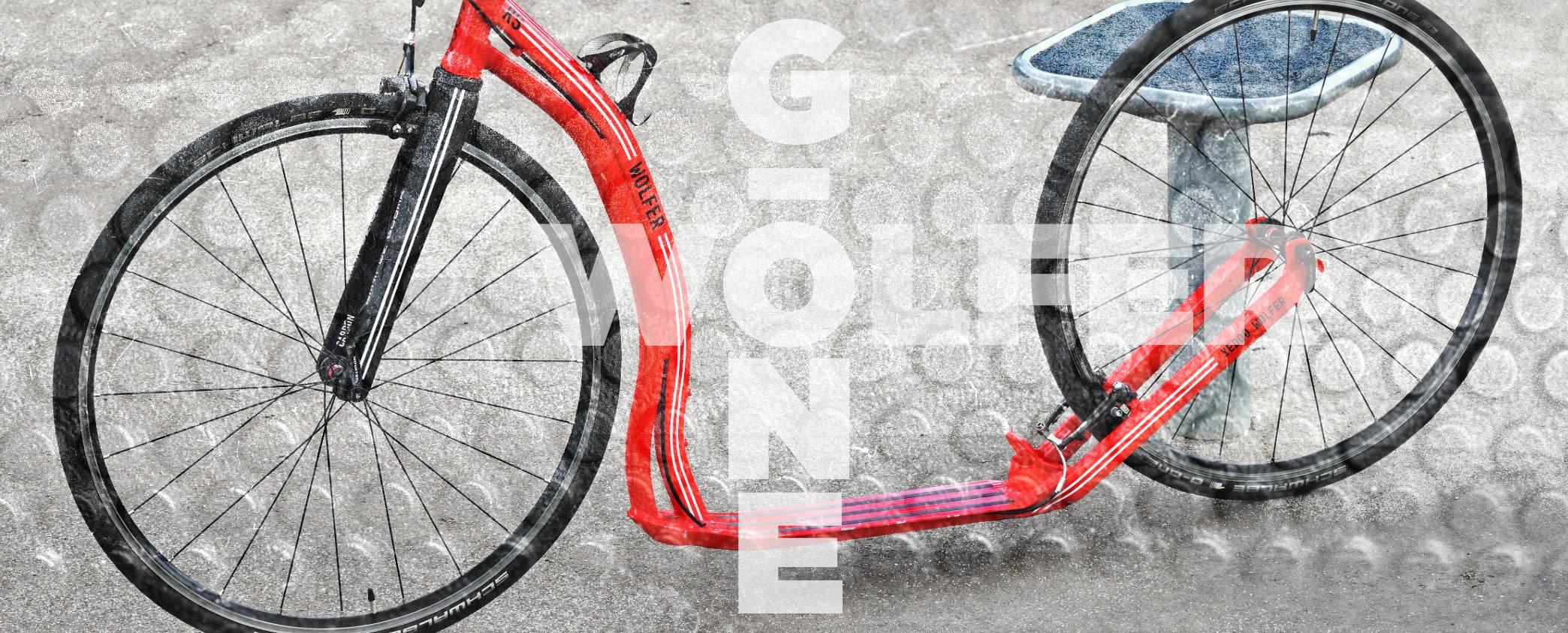 Wolfer RS | Přezouvání. Díl první – Schwalbe G-One Speed